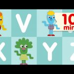 The Alphabet Chant + More | ABC Songs | Super Simple Songs