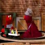 Sesame Street Episode 4138 – I Love Lucy reference