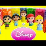 Disney Princess Jelly Bean Surprises LEARN Colors
