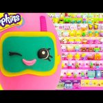 Shopkins Snorky Play Doh Surprise Egg and Limited Edition Hunt