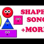 Shapes Song | Abc Song | Number Song | Plus More | Nursery Rhymes