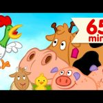 🐓  Good Morning Mr. Rooster + More | Kids Songs | Super Simple Songs