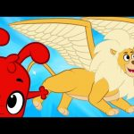 My Pet Flying Lion! (+1 hour My Magic Pet Morphle episodes with lions, monsters and animals)
