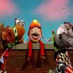 Sesame Street Episode 4145: The Humpty Dumpty Safety Helmet