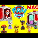 Paw Patrol Marshall Magical Pup House with Surprises