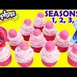 Shopkins Bath Bomb Surprises Season 1 2 3 4 5