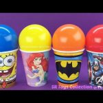 Batman SpongeBob Balls Surprise Cups Thomas & Friends Star Wars Teenage Mutant Ninja Turtles Toys