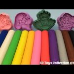 Playdough Modelling Clay with Snow White Theme Molds Fun and Creative for Kids