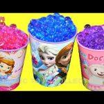 Frozen Orbeez Surprise Cups Princess Sofia the First Doc McStuffins  bling Bags Surprise Toys
