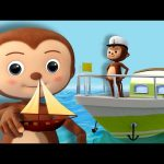 Rub a Dub Dub | Nursery Rhymes | Original Version By LittleBabyBum!
