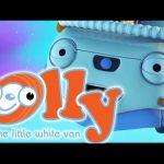 Olly The Little White Van – Back To School