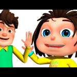 Five Little Babies Wearing Hairstyles | Five Little Babies Collection | Zool Babies Fun Songs