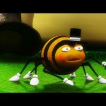 Incy Wincy Spider   3D Rhymes From Kids TV