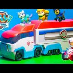 PAW PATROL Nickelodeon Paw Patroller a Paw Patrol Funny Video Toys Review