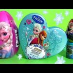 Mega FROZEN TOYS SURPRISE Complete Collection All About Disney Princess Anna Olaf Elsa Kristoff