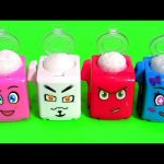 Mini Washing Machine Toy Moko Moko MokoWash  ミニチュア洗濯機もこもこモコウォッシュ Yogurt Japanese Candy Mokolet