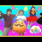 Easter Egg Hunt Surprise Toys Challenge for Kids get HUGE Surprise Egg opening Toys Disney Cars