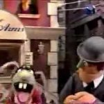"Sesame Street – ""Don't Touch Me!"""