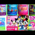 Collection MASHEMS & FASHEMS TOYS SURPRISE Pinkie Pie MINNIE Backpack Surprise Peppa Pig 。◕‿◕。
