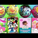 TOYS SURPRISE Chupa Chups My Little Pony Peppa Pig Mickey Minnie Furuta Disney Palace Pets