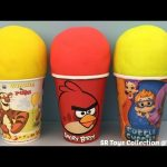Play Doh Surprise Toy Finding Dory The Zelfs Inside Out Disney Tsum Tsum Littlest Pet Shop Blind Bag