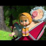 Маша и Медведь (Masha and The Bear) – Большая стирка (18 Серия)
