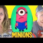 Surprise Egg Minions Patrick from Spongebob Squarepants! Giant Play Doh Egg Toys by DCTC