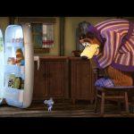 Маша и Медведь – Кошки-мышки (Роковая встреча)
