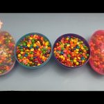 Hidden Surprise Eggs in Candy Week! 4 HUGE GIANT JUMBO Surprise Eggs!