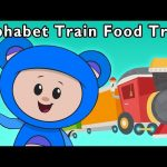 Ride and Sing on the ABC Food Train   Alphabet Train and More   Baby Songs from Mother Goose Club!