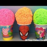Foam Clay Surprise Toys The Zelfs Finding Dory MicroLite My Little Pony Littlest Pet Shop Blind Bags