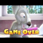 Маша и Медведь  – Game Over (Трейлер)
