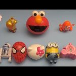 """Spider-Man Surprise Egg Learn-A-Word! Spelling Words Starting With """"E""""!  Lesson 2"""
