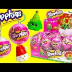 2016 Shopkins Christmas Ornaments