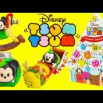 24 Disney Tsum Tsum 2016 Advent Calendar Surprises
