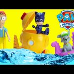 Paw Patrol and PJ Masks Diving Bell Dive for Surprises