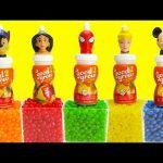 Disney Princess Good2Grow Juice Shopkins Surprises Mickey Paw Patrol Candy Fun