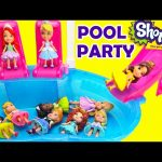 Disney Princess Magical Pool Party with Orbeez and Surprises