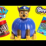 Paw Patrol Chase Pumpkin Surprises and Candy