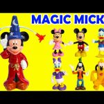 Mickey Mouse Club House Friends Disneyland Magic
