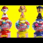 Paw Patrol Gumball Challenge with Surprises