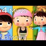 Seasons Song | Plus Lots More Nursery Rhymes | From LittleBabyBum!