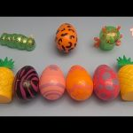 """Disney Palace Pets Kinder Surprise Egg Learn-A-Word! Spelling Words Starting With """"C""""! Lesson 5"""