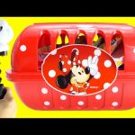 Minnie Mouse Carry Case with Mickey Mouse Club House Surprises