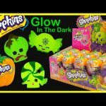 Shopkins Halloween Pumpkin Surprises