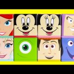 Disney Mickey Mouse Cubeez Surprises Shopkins Happy Places Fashems and More