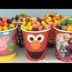 Jelly Beans Surprise Toys Peppa Pig Finding Dory Barbie Teenage Mutant Ninja Turtles My Little Pony