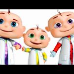 Five Little Babies Dressed As Doctors | Five Little Babies Collection | Zool Babies Fun Songs