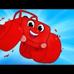 My Red Monstertruck – My Magic Pet Morphle video for kids