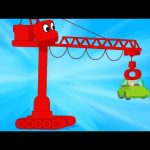My Red Crane – My Magic Pet Morphle Compilation For Kids